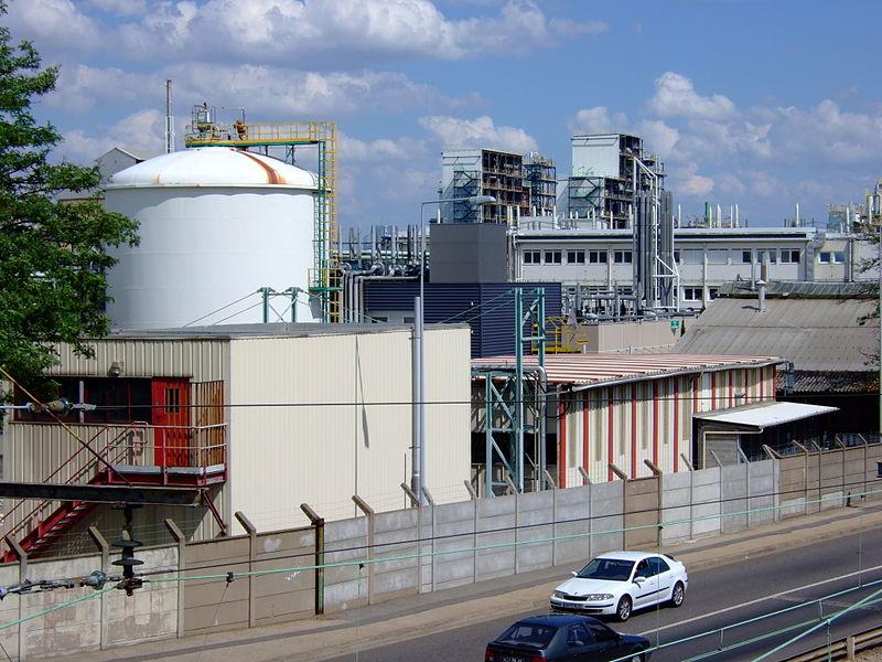 Arkema: projet d'arrêt du site de Pierre-Bénite